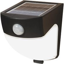 All-Pro Solar Wedge LED Motion Floodlight Fixture
