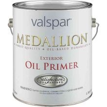 Medallion Exterior Oil Primer