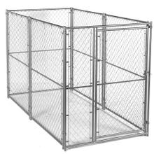 6'H x 5'W x 10'L Modular Chain Link Kennel Kit
