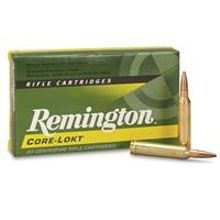 7mm Remington Mag. 150 Grain Core-Lokt Pointed Soft Point Ammunition