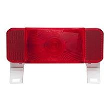 Driver's Side Driver's Side LED Low Profile Tail Light