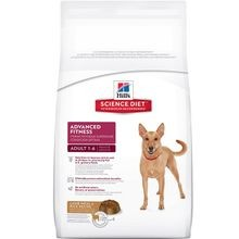 Adult Advanced Fitness Lamb Dry Dog Food 15.5 Lb Bag