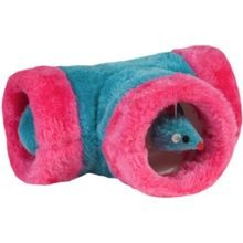 CAT PEEK A BOO TUBE TUNNEL TOY
