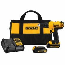 20V MAX Lithium Ion Compact Drill/Driver Kit