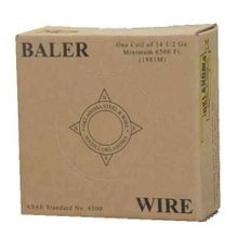 Baler Wire 14.5 Gauge