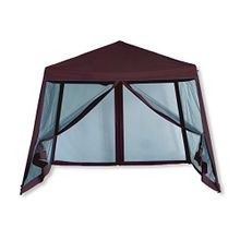 Pop Up Canopy with Screen Sides