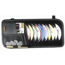 10-Pocket CD Visor Organizer