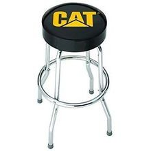 Caterpillar CAT Logo Garage Stool