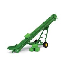 John Deere Hay Elevator with Moving Conveyor