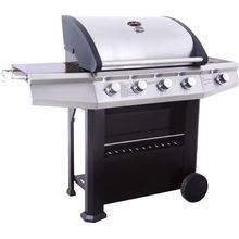 4 Burner Gas Grill, 684 sq. in.