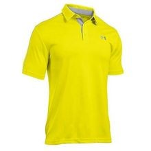 Men's Short Sleeved Tech Polo Shirt