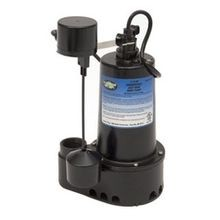 Sump Pump Submersible Cast Iron