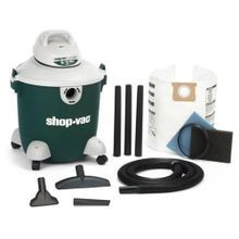 Quiet Plus Series 12 gal Wet Dry Vacuum Cleaner