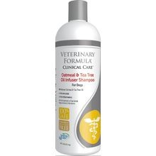 Veterinary Formula Clinical Care Oatmeal & Tea Tree Oil Infuser Shampoo for Dogs