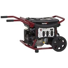 5500 Running Watts Gas Powered Portable Generator