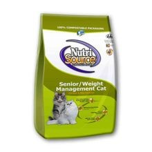 Senior Cat Weight Management Chicken & Rice Formula Dry Cat Food