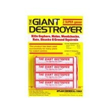 The Giant Destroyer Rodenticide