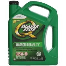 5W30 Advanced Durability Motor Oil - 5 Quart