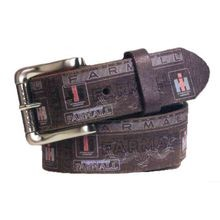 Men's Casual Distressed Belt