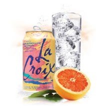Pamplemousse Flavored Sparkling Water 12 Pack of Cans