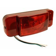 Passenger Side LED Low Profile Tail Light