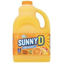 JUICE DRINK,SUNNY D TANGY 128OZ
