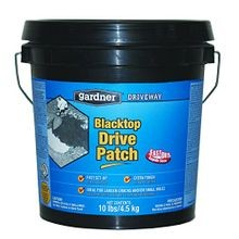 Blacktop Drive Patch (Trowel Grade) - 1 gal