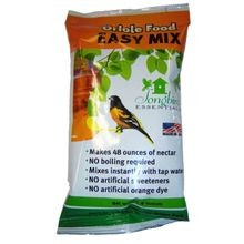 Orange Oriole Nectar Mix - 8 oz