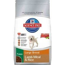 Puppy Large Breed Lamb Meal & Rice Dry Dog Food