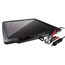 Solar Battery Charger & Maintainer