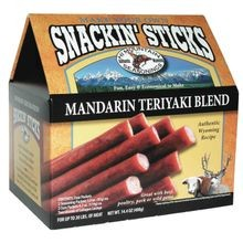 Make Your Own Snackin' Sticks