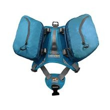 Baxter Dog Backpack In Coastal Blue