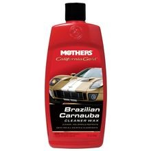 California Gold Carnauba Cleaner Wax Liquid - 16 oz