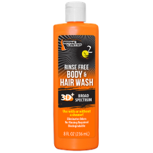 Rinse Free Body & Hair Wash with 3D+ Broad Spectrum