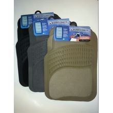 Carpet/Rubber Border Floor Mats