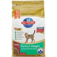 Adult Perfect Weight Chicken Dry Cat Food