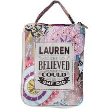 History and Heraldry Lauren Fabric Girl Bag