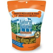 Allergy Sweet Potato and Fish Dog Treats