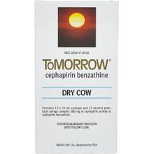 Tomorrow Mastitis Treatment