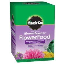 Water Soluble Bloom Booster Flower Food