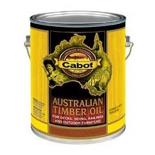 Cabot Austrian Timber Oil Exterior Finish
