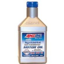 Amsoil's 10W-30 Synthetic Motor Oil - 1 qt