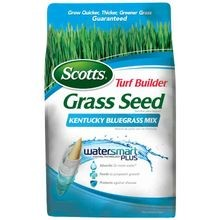 Turf Builder Grass Seed Kentucky Bluegrass Mix