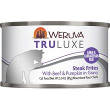 Steak Frites Canned Cat Food, 3 oz