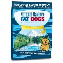 Fat Dogs Low Calorie Dry Dog Food