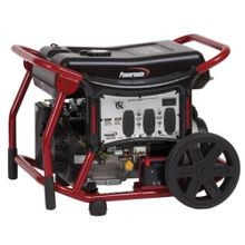 6,500 Watt Portable Generator with Electric Start