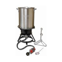Metal Fusion 29 Quart Aluminum Turkey Fryer
