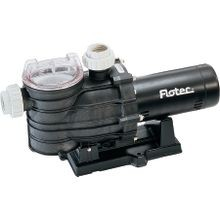 At251501 Pool Pump With Integral Trap, 115/230 V, 13.4 A, 2 In Inlet, 2 In Outlet, 1.5 Hp
