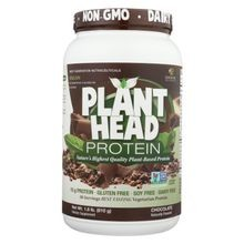 Plant Head Protein - Chocolate - 1.7 Lb