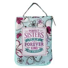 History & Heraldry Perfect sisters it's a forever kind of thing Tote Bags MultiColored